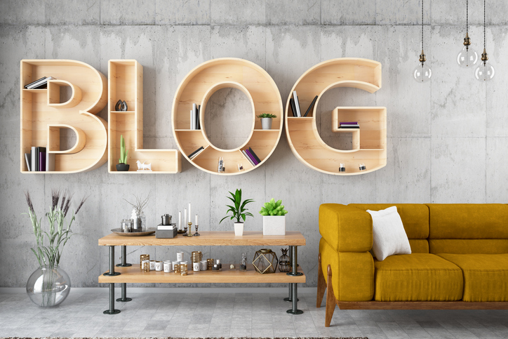 Blog witamy